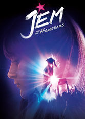 Jem and the Holograms Netflix BR (Brazil)