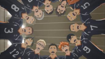 Haikyu!!: Season 1: The Iron Wall