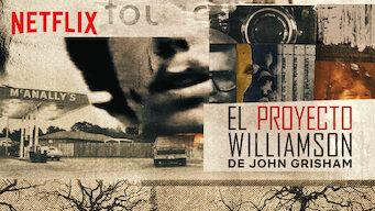 El proyecto Williamson (2018)
