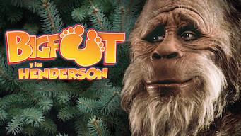 Bigfoot y los Henderson (1987)