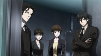 Psycho-Pass: Psycho-Pass 2: The Omnipotence Paradox