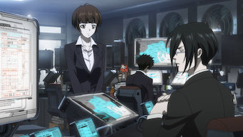 Psycho-Pass: Psycho-Pass: Those Capable