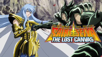 Saint Seiya : The Lost Canvas (2011)