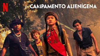 Campamento alienígena (2019)