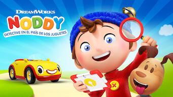 Noddy, detective en el País de los Juguetes (2016)