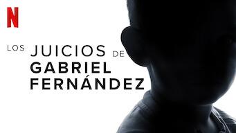 Los juicios de Gabriel Fernández (2020)