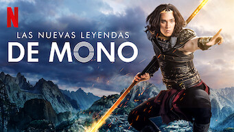 Las nuevas leyendas de Mono (2018)