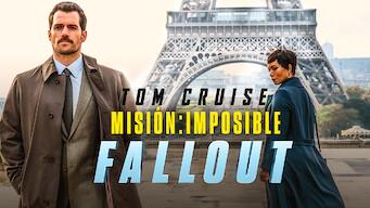 Misión: Imposible Fallout (2018)