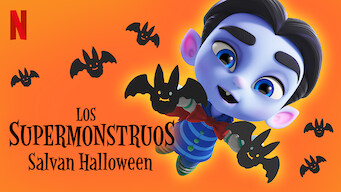 Los Supermonstruos salvan Halloween (2018)