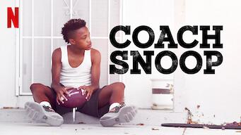 Coach Snoop (2018)