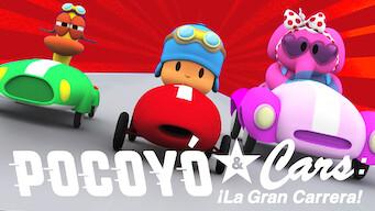 Pocoyo & Cars: ¡La Gran Carrera! (2015)