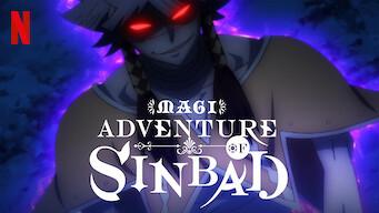 Magi: Adventure of Sinbad (2016)