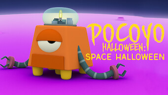 Pocoyó: Halloween espacial (2015)
