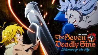 The Seven Deadly Sins the Movie: Prisoners of the Sky (2018)