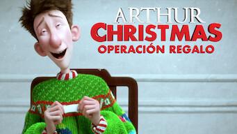 Arthur Christmas: Operación Regalo (2011)