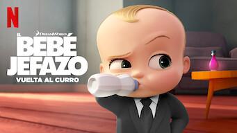 El Bebé Jefazo: Vuelta al curro (2018)