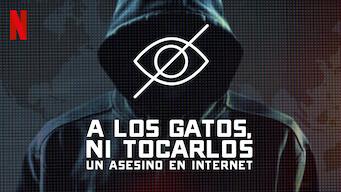 A los gatos, ni tocarlos: Un asesino en Internet (2019)