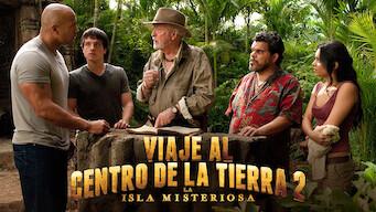 Viaje al centro de la Tierra 2: La isla misteriosa (2012)