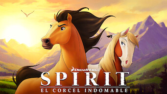 Spirit: El corcel indomable (2002)