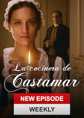 Search netflix The Cook of Castamar